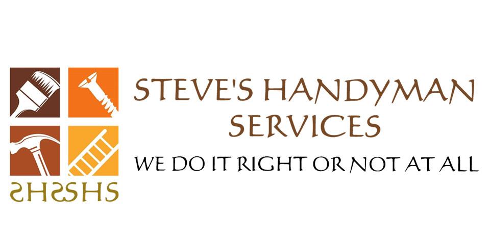 Steve's Handyman Services Logo