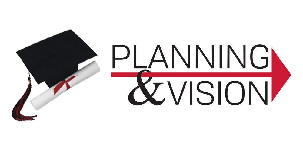 Planning & Vision, LLC. Logo