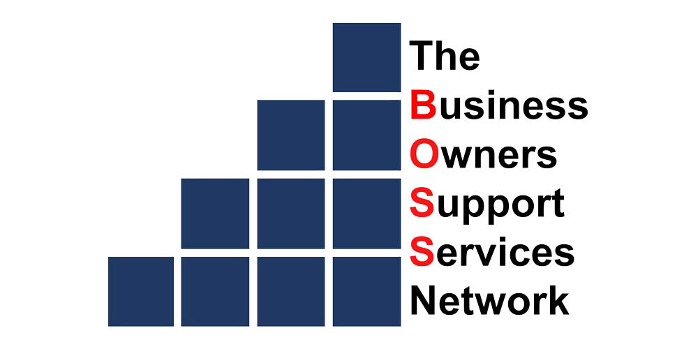 The B.O.S.S. Network Logo